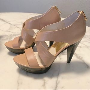 "Michael Kors ""Elena"" heels"
